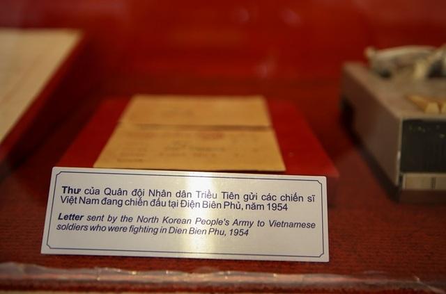 Những tư liệu giá trị về Triều Tiên ở Bảo tàng Lịch sử Quân sự Việt Nam - 6