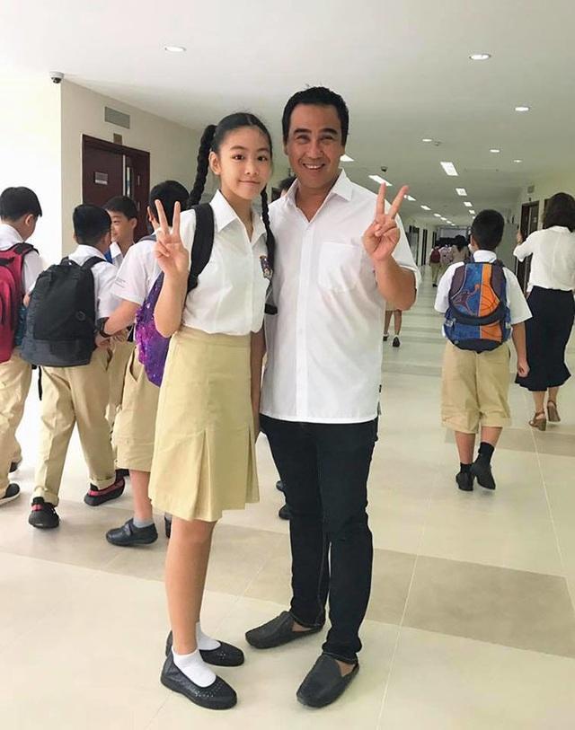 Điểm danh con gái sao Việt dậy thì xinh đẹp - 5