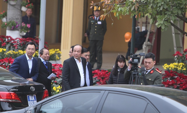 Bộ trưởng kiểm tra công tác chuẩn bị đón Chủ tịch Triều Tiên tại Lạng Sơn - 2