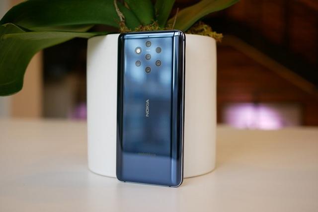 Nokia 9 PureView - smartphone có 5 camera sau đầu tiên trên thế giới - 1