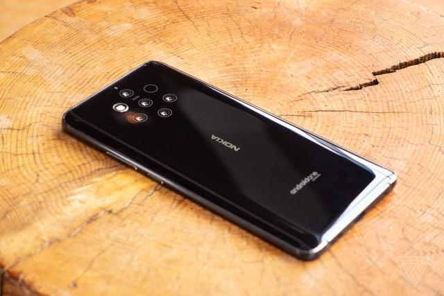 Nokia 9 PureView - smartphone có 5 camera sau đầu tiên trên thế giới - 3