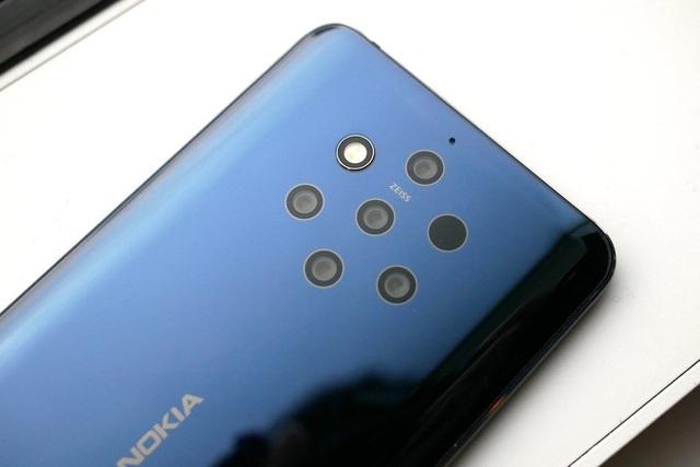 Nokia 9 PureView - smartphone có 5 camera sau đầu tiên trên thế giới - 4