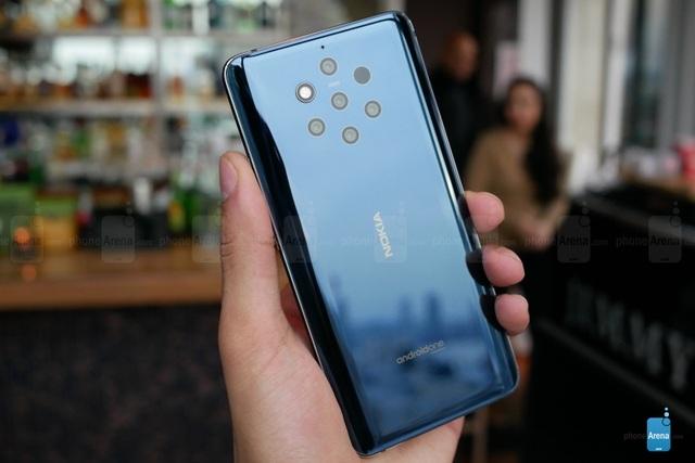 Nokia 9 PureView - smartphone có 5 camera sau đầu tiên trên thế giới - 7