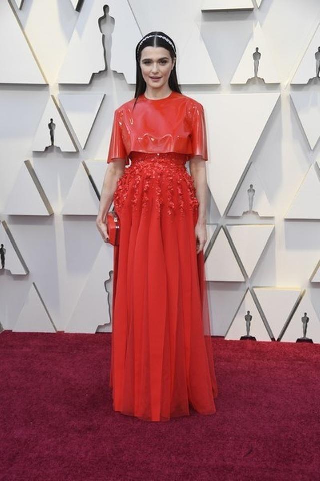 Minh tinh Hollywood khoe váy áo lộng lẫy trên thảm đỏ Oscar 2019 - 6