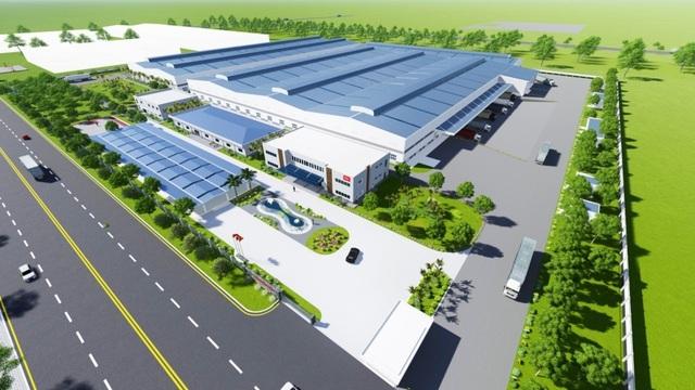 TCL khởi công nhà máy sản xuất TV mới tại Bình Dương - 2