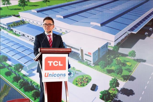 TCL khởi công nhà máy sản xuất TV mới tại Bình Dương - 3