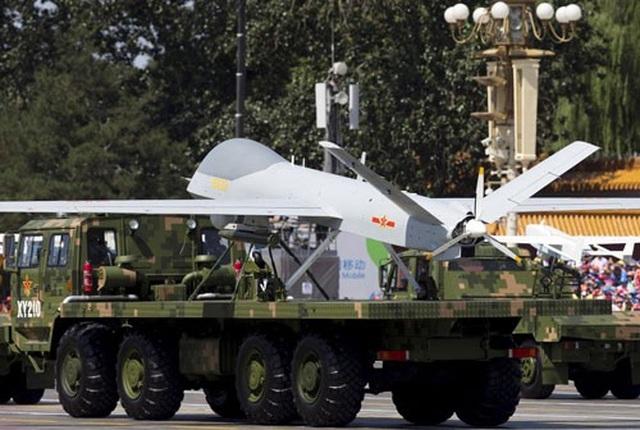 Trung Quốc tìm cách len sâu thị trường vũ khí Trung Đông - 1