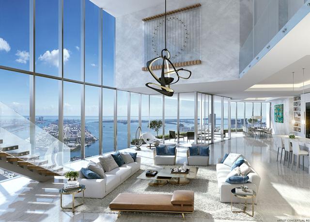 Giới thượng lưu có thực sự ưa chuộng căn hộ penthouse? - 1