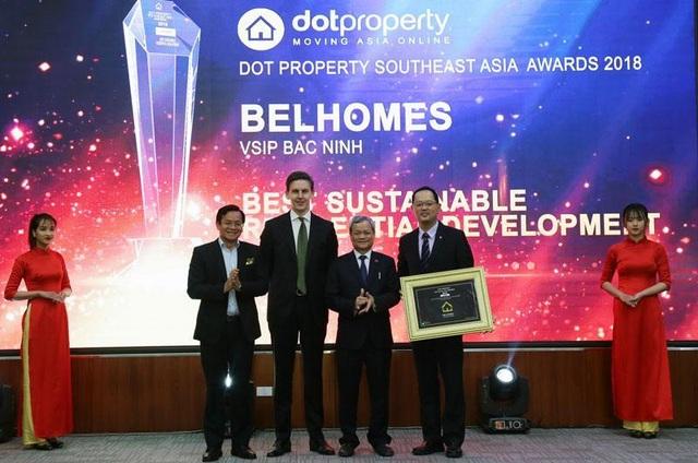 VSIP Bắc Ninh chuyển mình nhờ các khu công nghệ cao và đô thị - 3