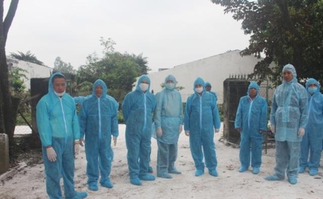 Thứ trưởng Bộ Nông nghiệp thị sát vùng có dịch tả lợn châu Phi  - 2