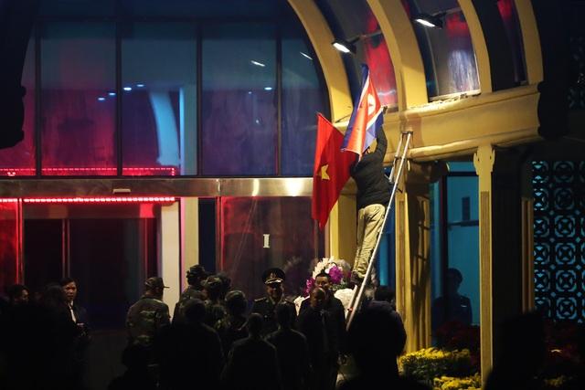 Ga Đồng Đăng trong đêm chờ đón đoàn tàu bọc thép Triều Tiên - 7