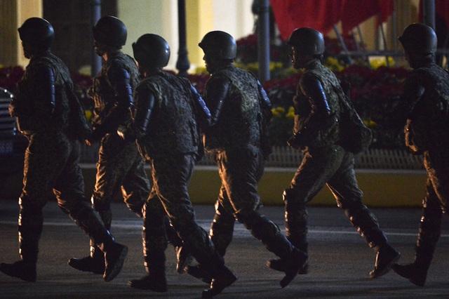 Ga Đồng Đăng trong đêm chờ đón đoàn tàu bọc thép Triều Tiên - 5