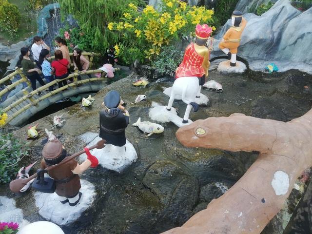 Khám phá ngôi chùa có Thầy trò Đường Tam Tạng vượt thác, thỉnh kinh - 9