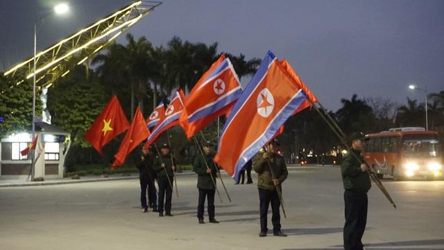 Quảng Ninh, Hải Phòng siết chặt an ninh, trang hoàng rực rỡ đón phái đoàn Triều Tiên - 1