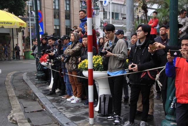 Hành trình của Chủ tịch Triều Tiên từ ga Đồng Đăng tới Hà Nội - 8