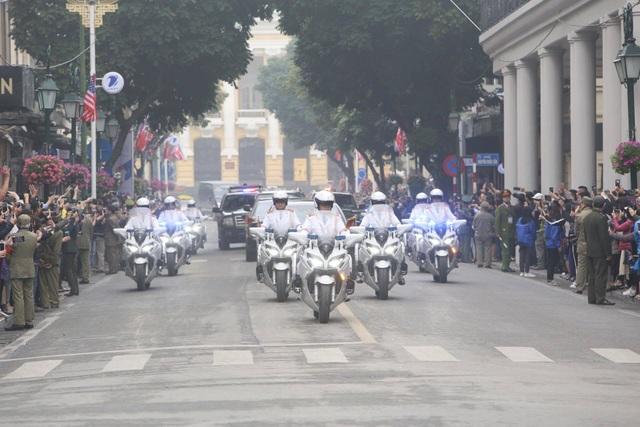Chủ tịch Triều Tiên tới Hà Nội, dừng chân tại khách sạn Melia - 2