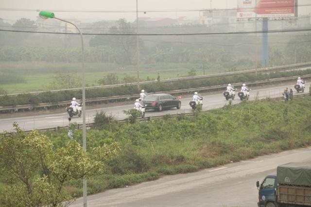 Chủ tịch Triều Tiên tới Hà Nội, dừng chân tại khách sạn Melia - 18