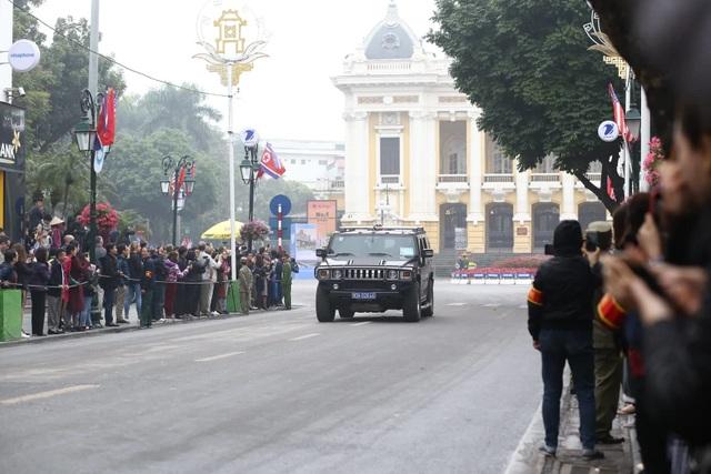 Chủ tịch Triều Tiên tới Hà Nội, dừng chân tại khách sạn Melia - 11