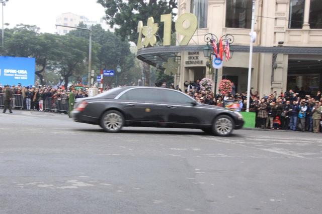 Chủ tịch Triều Tiên tới Hà Nội, dừng chân tại khách sạn Melia - 8