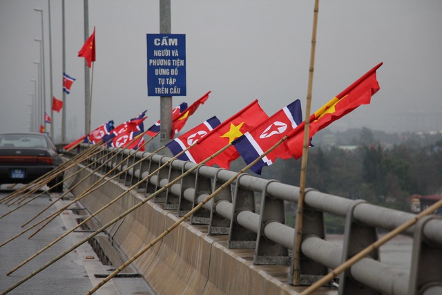 Quảng Ninh, Hải Phòng siết chặt an ninh, trang hoàng rực rỡ đón phái đoàn Triều Tiên - 5