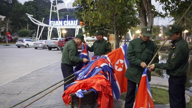 Quảng Ninh, Hải Phòng siết chặt an ninh, trang hoàng rực rỡ đón phái đoàn Triều Tiên - 3