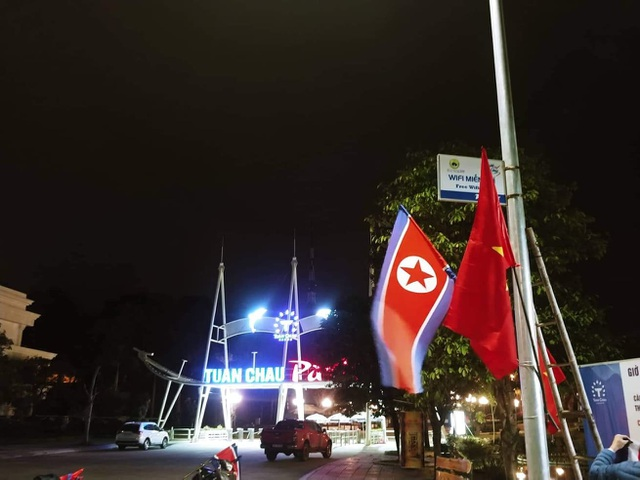Quảng Ninh, Hải Phòng siết chặt an ninh, trang hoàng rực rỡ đón phái đoàn Triều Tiên - 2