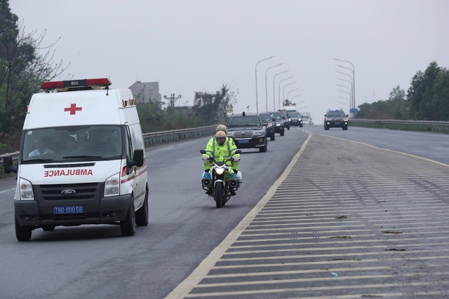 Hành trình của Chủ tịch Triều Tiên từ ga Đồng Đăng tới Hà Nội - 3