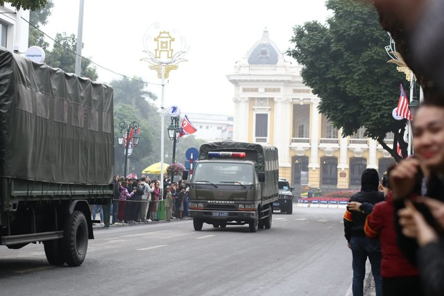 Chủ tịch Triều Tiên tới Hà Nội, dừng chân tại khách sạn Melia - 9