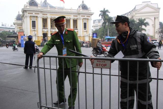 Hành trình của Chủ tịch Triều Tiên từ ga Đồng Đăng tới Hà Nội - 7