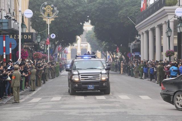Chủ tịch Triều Tiên tới Hà Nội, dừng chân tại khách sạn Melia - 3