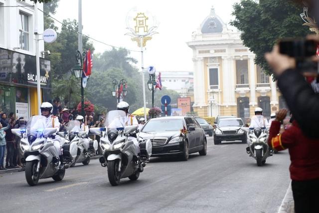 Chủ tịch Triều Tiên tới Hà Nội, dừng chân tại khách sạn Melia - 7