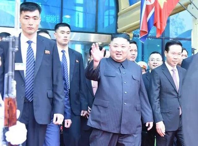 Lễ đón chính thức Chủ tịch Triều Tiên Kim Jong-un tại Phủ Chủ tịch - 13