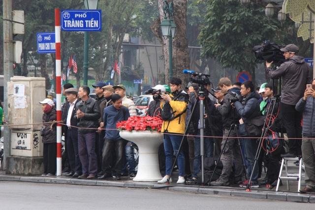 Hành trình của Chủ tịch Triều Tiên từ ga Đồng Đăng tới Hà Nội - 9