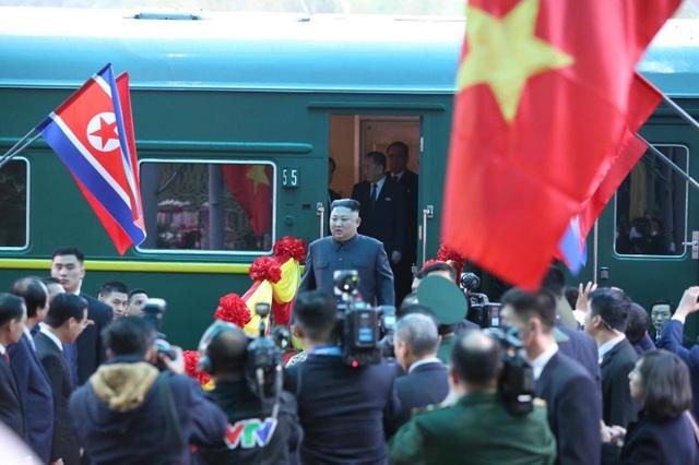 Hành trình của Chủ tịch Triều Tiên từ ga Đồng Đăng tới Hà Nội - 20