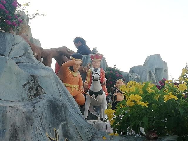 Khám phá ngôi chùa có Thầy trò Đường Tam Tạng vượt thác, thỉnh kinh - 7