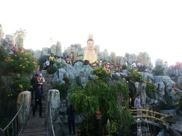 Khám phá ngôi chùa có Thầy trò Đường Tam Tạng vượt thác, thỉnh kinh - 5