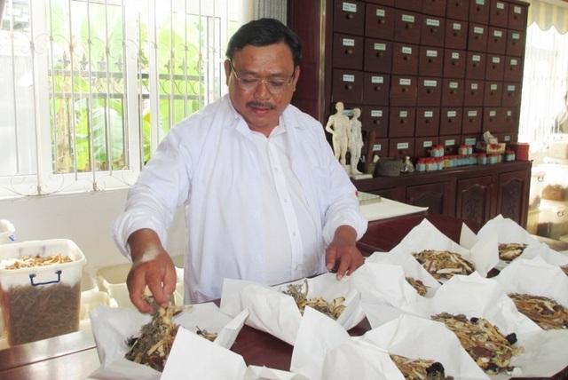 Lương y Nguyễn Phú Lâm