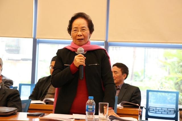 GS Nguyễn Kế Tuấn: Ví các tập đoàn như quả đấm thép, đấm ai ở thời đại này? - 2