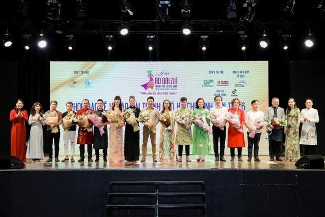 Lễ hội Áo dài 2019 lần đầu xuất hiện nhà thiết kế Hàn Quốc - 1