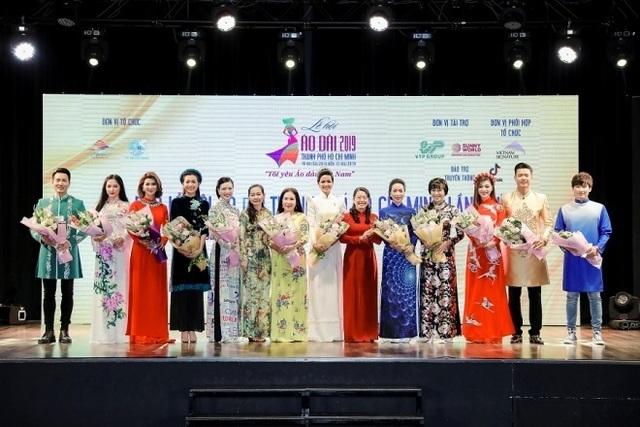 Lễ hội Áo dài 2019 lần đầu xuất hiện nhà thiết kế Hàn Quốc - 2