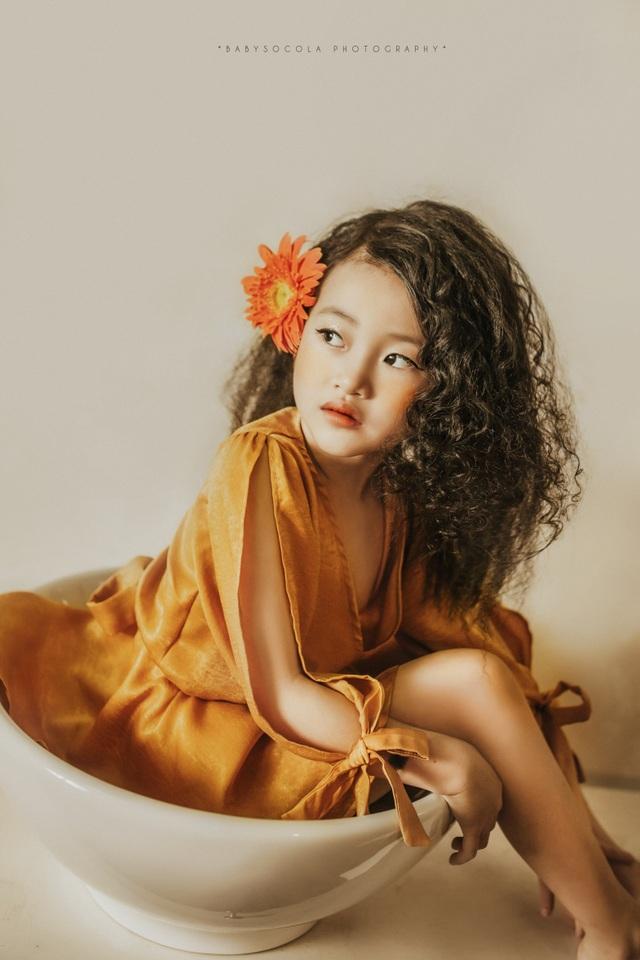 Cô bé 6 tuổi sao y bản chính ca sĩ Bảo Anh khiến dân mạng thích thú - 4