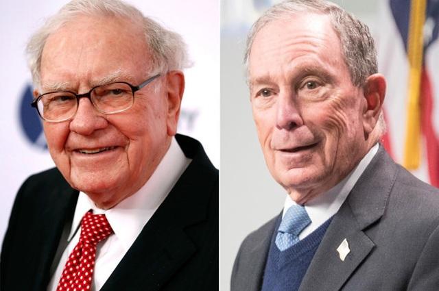 Tỷ phú Warren Buffett: Michael Bloomberg sẽ là Tổng thống tốt - 1