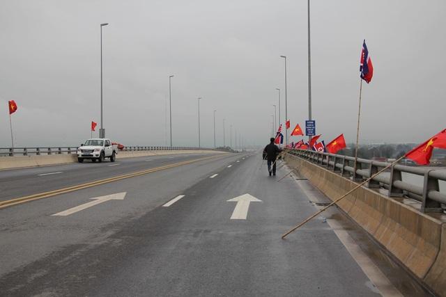 Quảng Ninh, Hải Phòng siết chặt an ninh, trang hoàng rực rỡ đón phái đoàn Triều Tiên - 4