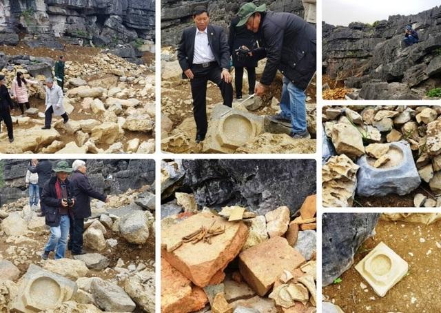 Công bố kết quả khai quật thám sát di chỉ khảo cổ học núi Xuân Đài - 1