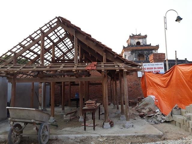 Bộ chỉ huy Quân sự tỉnh Thừa Thiên Huế xây nhà không phép ngay trong Kinh thành Huế! - 1