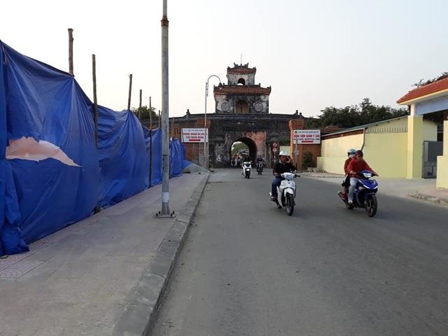 Bộ chỉ huy Quân sự tỉnh Thừa Thiên Huế xây nhà không phép ngay trong Kinh thành Huế! - 4