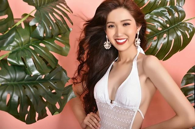 Đại diện Việt Nam thi Hoa hậu chuyển giới tung ảnh bikini nóng bỏng - 5