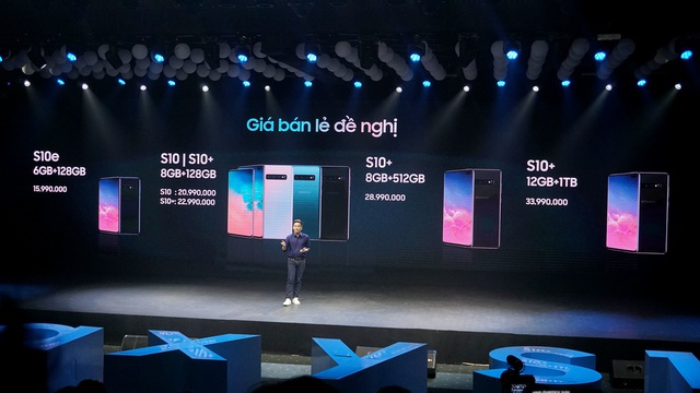 Bộ ba Galaxy S10 chính thức ra mắt tại Việt Nam, giá bán từ 15,99 triệu - 7