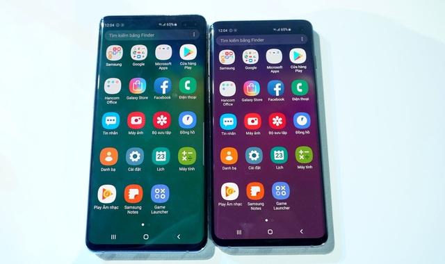 Bộ ba Galaxy S10 chính thức ra mắt tại Việt Nam, giá bán từ 15,99 triệu - 1