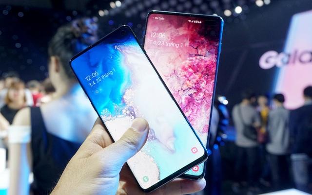 Bộ ba Galaxy S10 chính thức ra mắt tại Việt Nam, giá bán từ 15,99 triệu - 2
